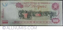Imaginea #2 a 1000 Bolivares  1998 (5. II.)