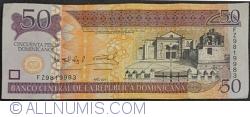 Imaginea #1 a 50 Pesos Dominicanos 2011