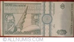 500 Lei 1992 (XII.)