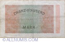 Image #2 of 20,000 Mark 1923 (20.II.) - 5
