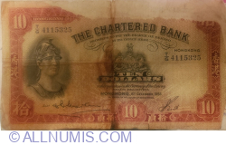 Image #1 of 10 Dollars 1956 (6 XII.)