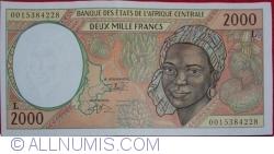 2000 Francs (20)02