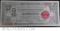 2 Pesos 1942 (20. I.)