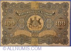 Image #2 of 100 Mark 1902 (1. I.)