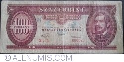 Imaginea #1 a 100 Forint 1957 (23. V.)
