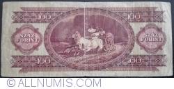Imaginea #2 a 100 Forint 1957 (23. V.)