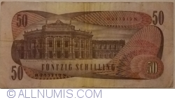 Image #2 of 50 Shilling 1970 (2. I.) (1983)