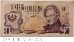 Image #1 of 50 Shilling 1970 (2. I.) (1983)