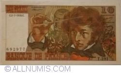 Image #1 of 10 Francs 1976 (1. VII.)