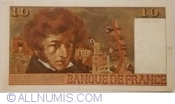 Image #2 of 10 Francs 1976 (1. VII.)