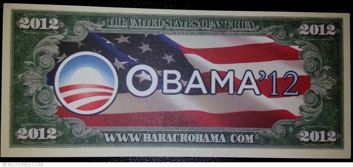 2012 dollars 2012 barak obama usa american art for American classics inc