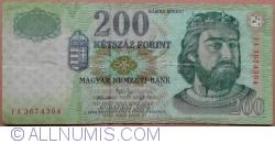 Imaginea #1 a 200 Forint 2005