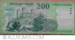 Imaginea #2 a 200 Forint 2005