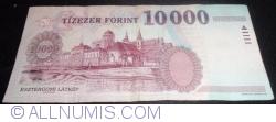 Imaginea #2 a 10 000 Forint 2007