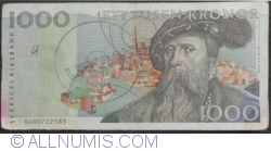 Image #1 of 1000 Kronor 1990