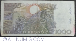 Image #2 of 1000 Kronor 1990