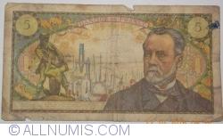 Image #2 of 5 Francs 1966 (4. XI.)
