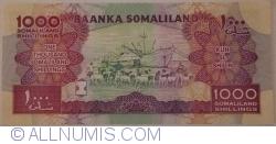 Imaginea #2 a 1000 Shillings 2014