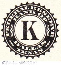 1 Dollar 2001 - K