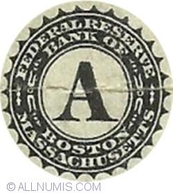 1 Dollar 1977A - A