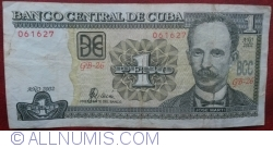 Imaginea #1 a 1 Peso 2002