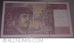 Image #2 of 20 Francs 1990