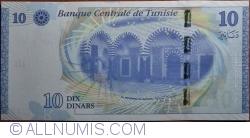 Image #2 of 10 Dinars 2013 (20. III.)
