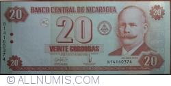 20 Cordobas 2006 (10. III.)