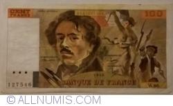 100 Francs 1984