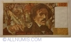 Image #2 of 100 Francs 1984