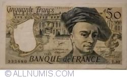 Image #1 of 50 Francs 1983