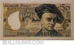 Image #1 of 50 Francs 1977