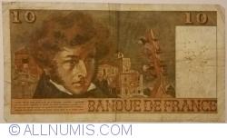 10 Francs 1975 (2. X.)
