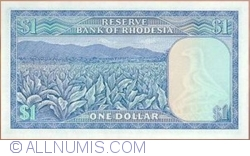 Imaginea #2 a 1 Dolar 1979 (2. VIII.)