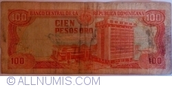 Imaginea #2 a 100 Pesos Oro 1990