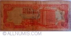 100 Pesos Oro 1990