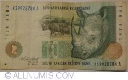 Imaginea #1 a 10 Rand ND (1993)
