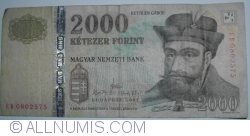 Imaginea #1 a 2000 forint 2007