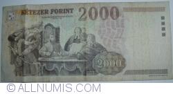 Imaginea #2 a 2000 forint 2007