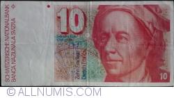 Image #1 of 10 Franci (19)91 - signatures Peter Gerber / Dr. Hans Meyer (64)