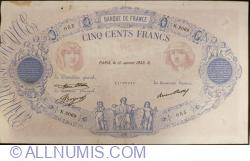 Imaginea #1 a 500 Franci 1933 (12. I.)