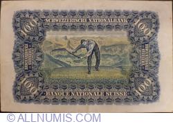 100 Franken 1949 (20. I.)