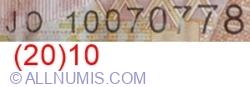 10,000 Ðồng 20(10)