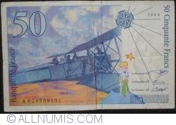 Image #2 of 50 Francs 1994