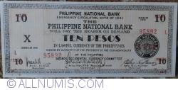 Imaginea #1 a 10 Pesos 1941