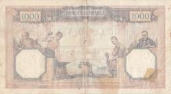 Image #2 of 1000 Francs 1928 (6. VII.)