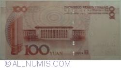 Image #2 of 100 Yuan 2005