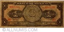 Image #1 of 1 Peso 1965 (9. VI.) - Serie BCU