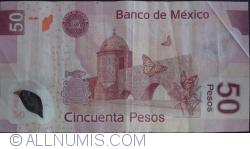 Imaginea #2 a 50 Pesos 2005 (7. IX.) - Serie D