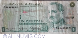 Image #1 of 1 Quetzal 1978 (4. I.)